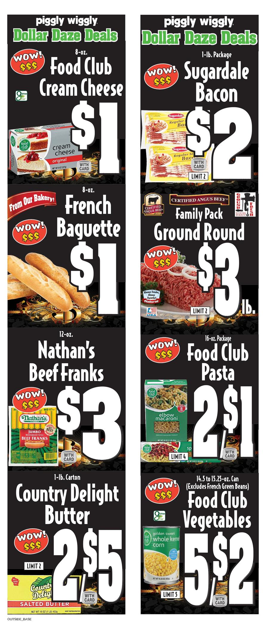 Piggly Wiggly Final March Ad valid from Mar 25 – 31, 2020