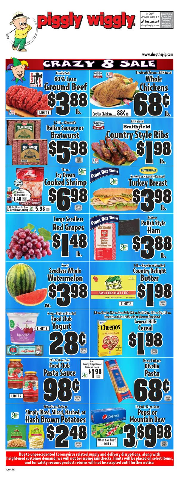 piggly wiggly ad may 13 2020
