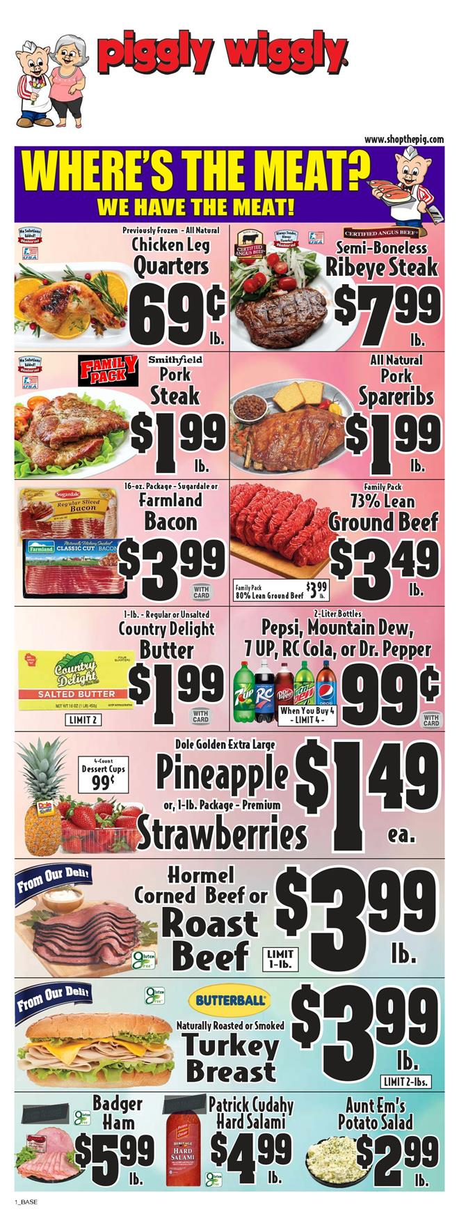 piggly wiggly ad may 6 2020