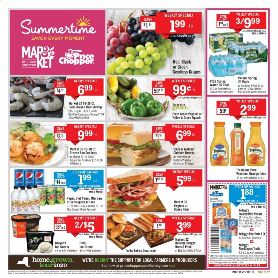 price chopper august weekly ad valid from aug 16 22 2020