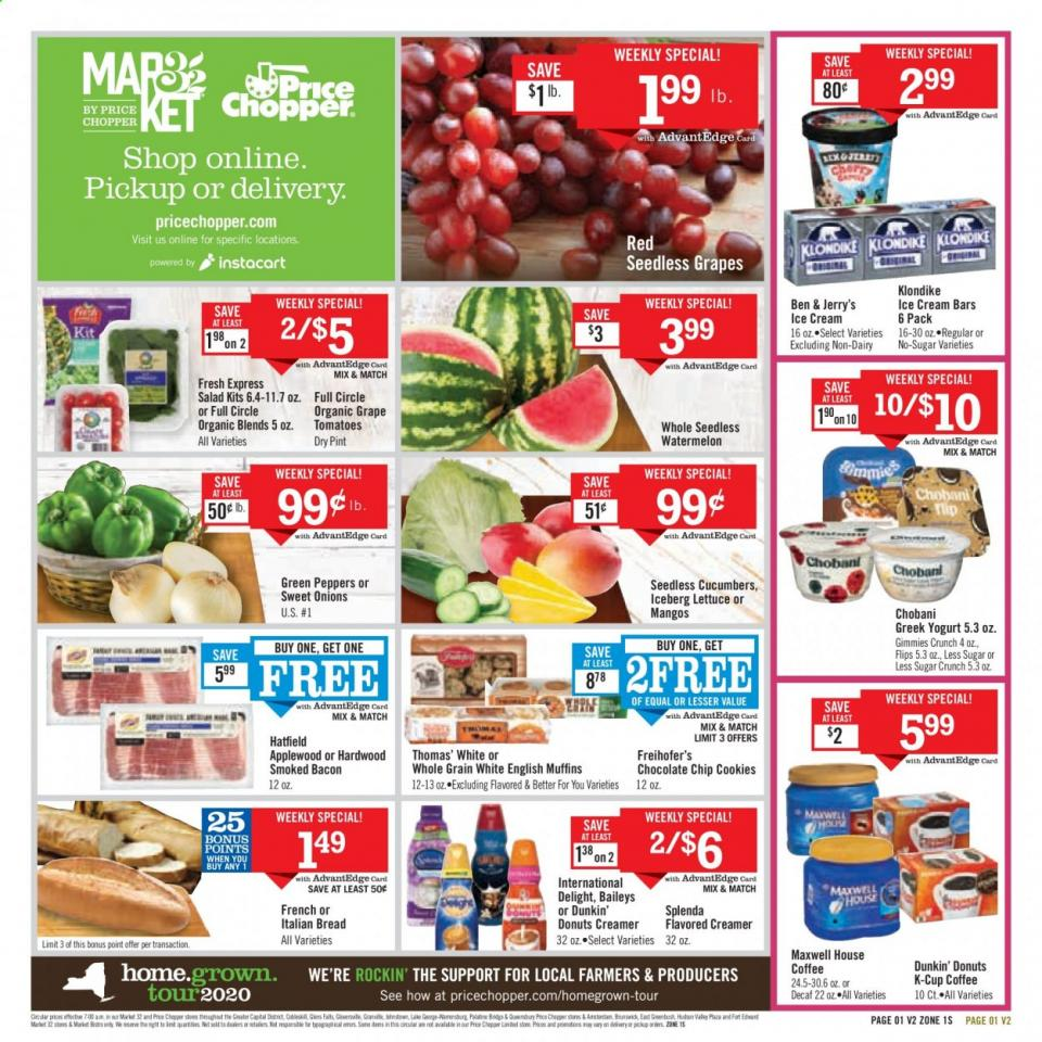 price chopper august fresh produce ad valid from aug 2 8 2020