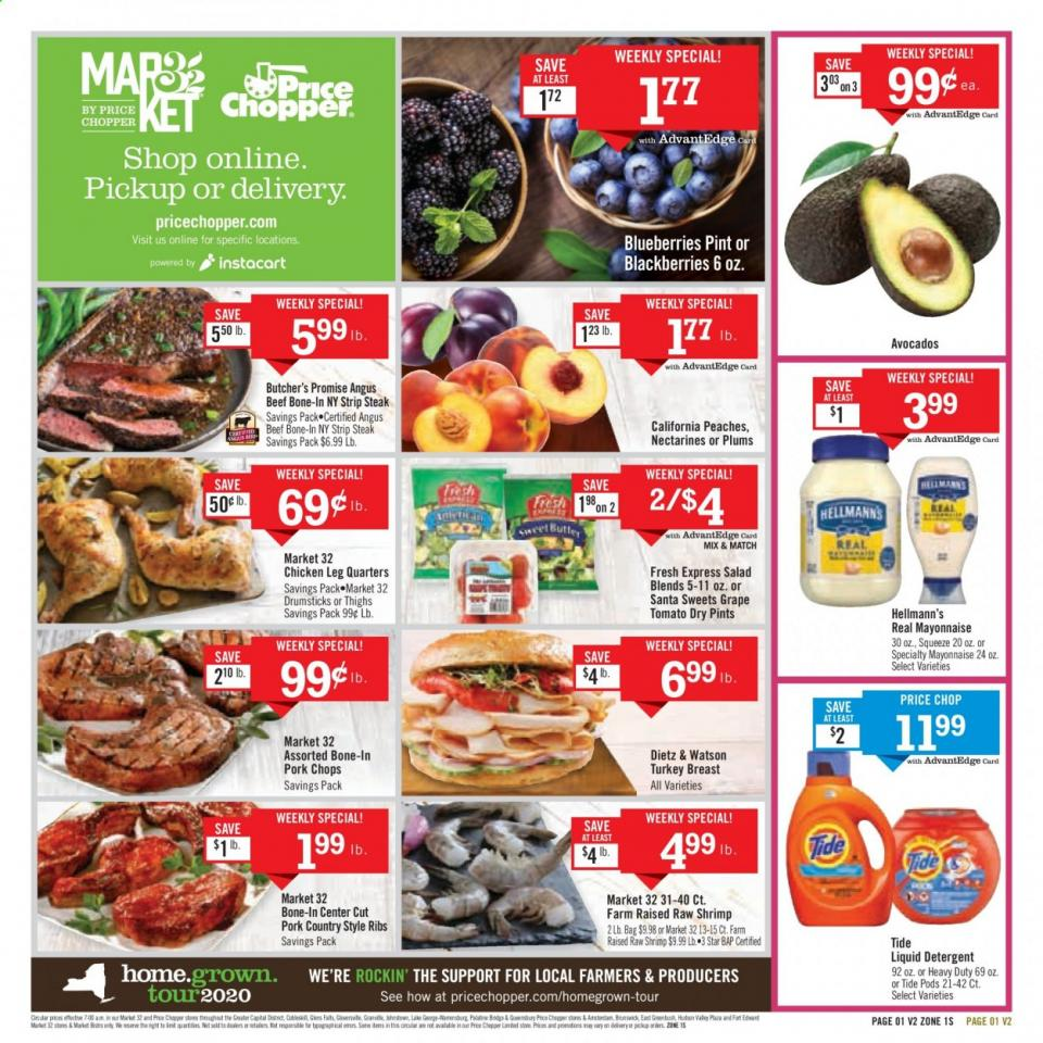 price chopper weekly august ad valid from aug 9 15 2020