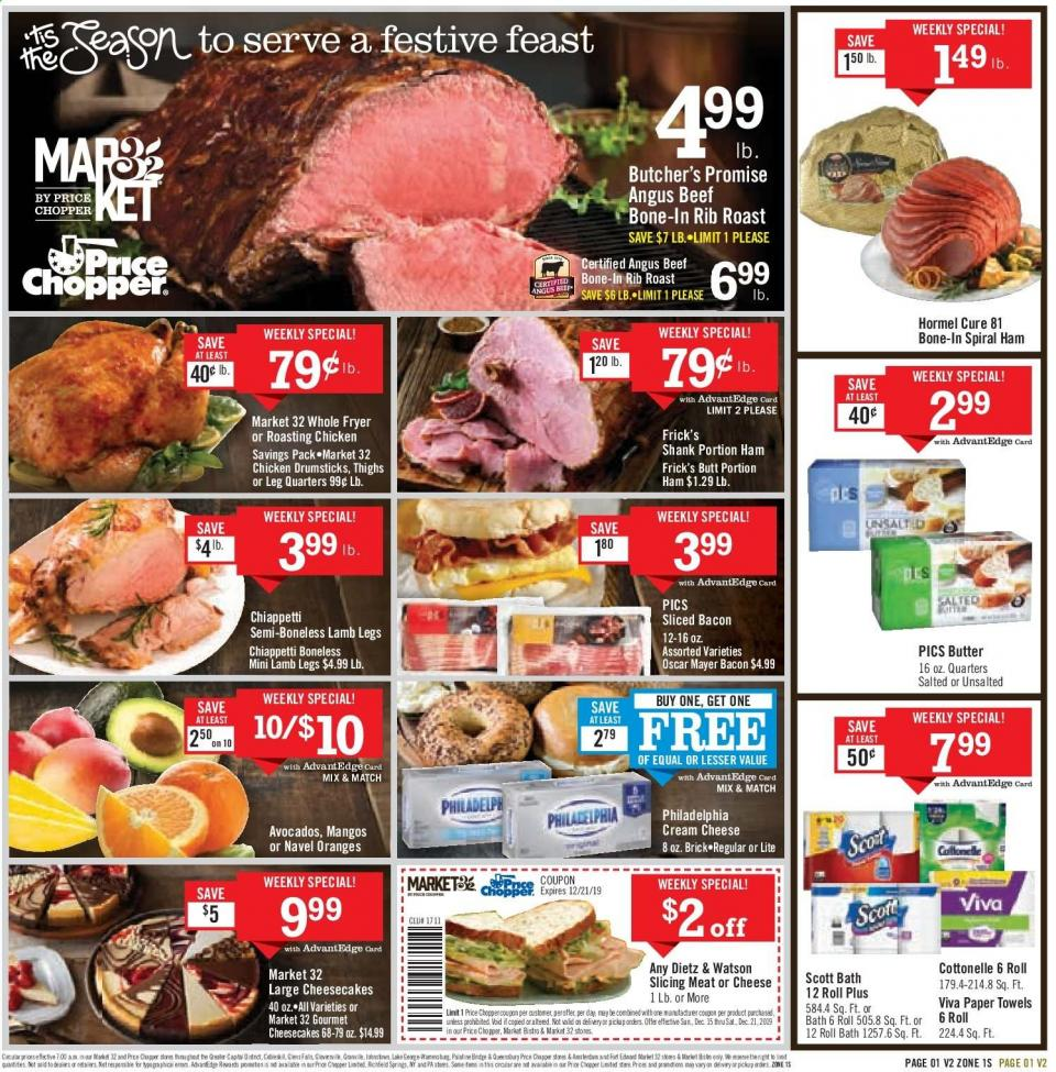 price chopper ad dec 15 21 2019