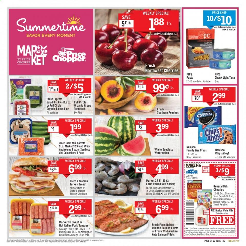 price chopper july weekly ad valid from jul 12 18 2020