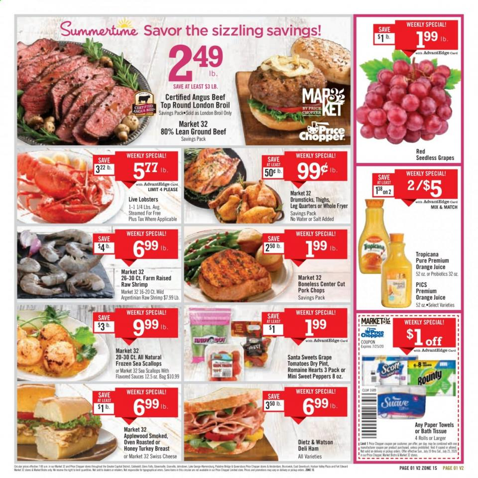 price chopper july fresh produce ad valid from jul 19 25 2020