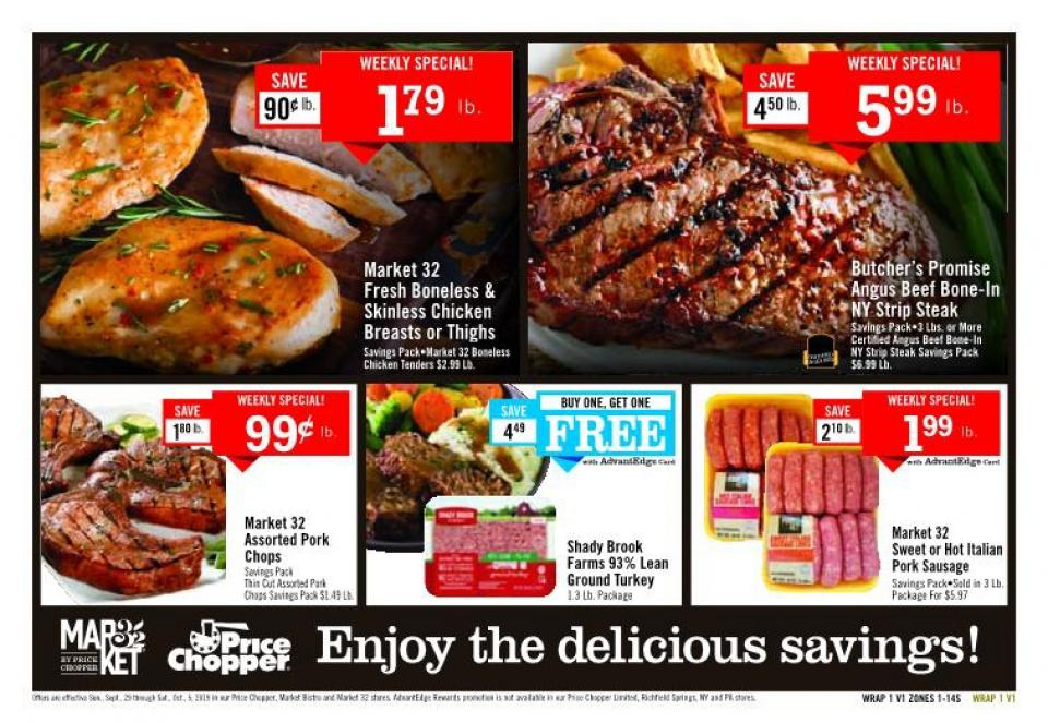 price chopper ad sep 29 oct 5 2019