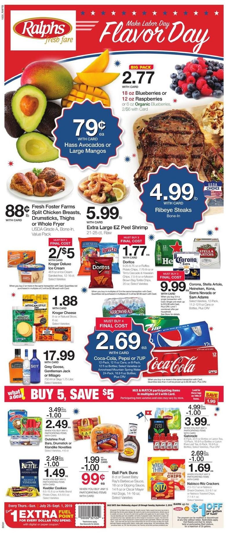 ralphs weekly ad aug 28 2019