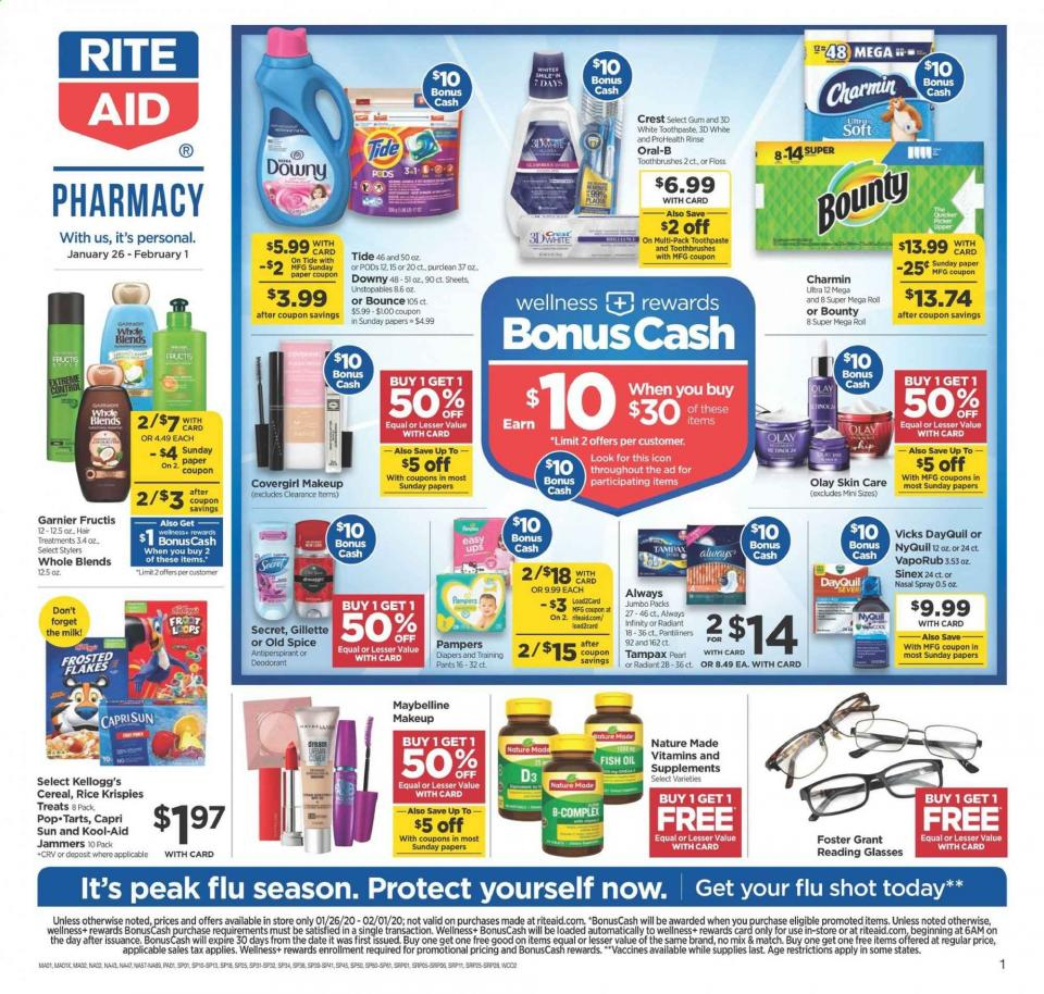 rite aid ad jan 26 feb 1 2020