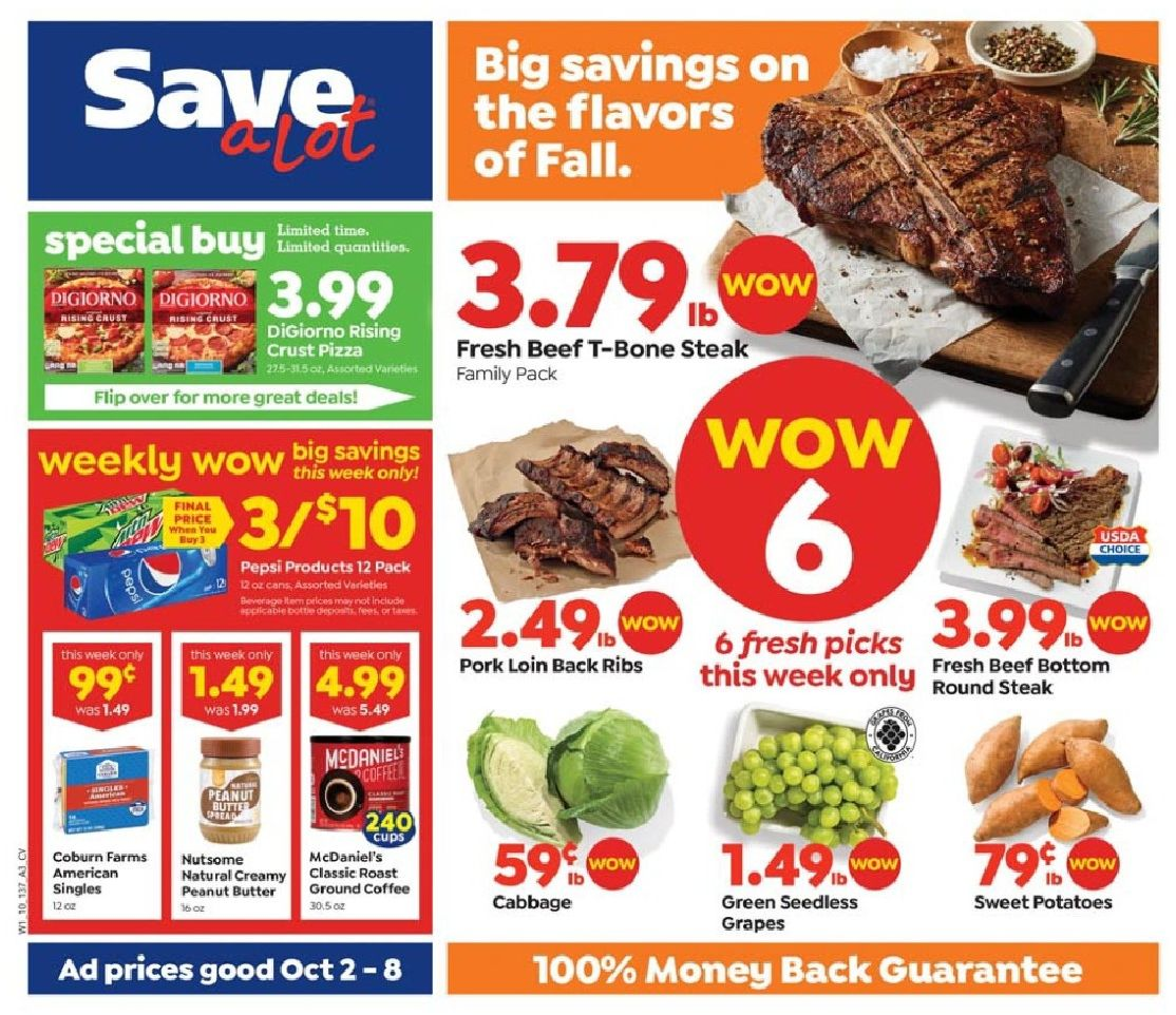 save a lot ad oct 2 2019