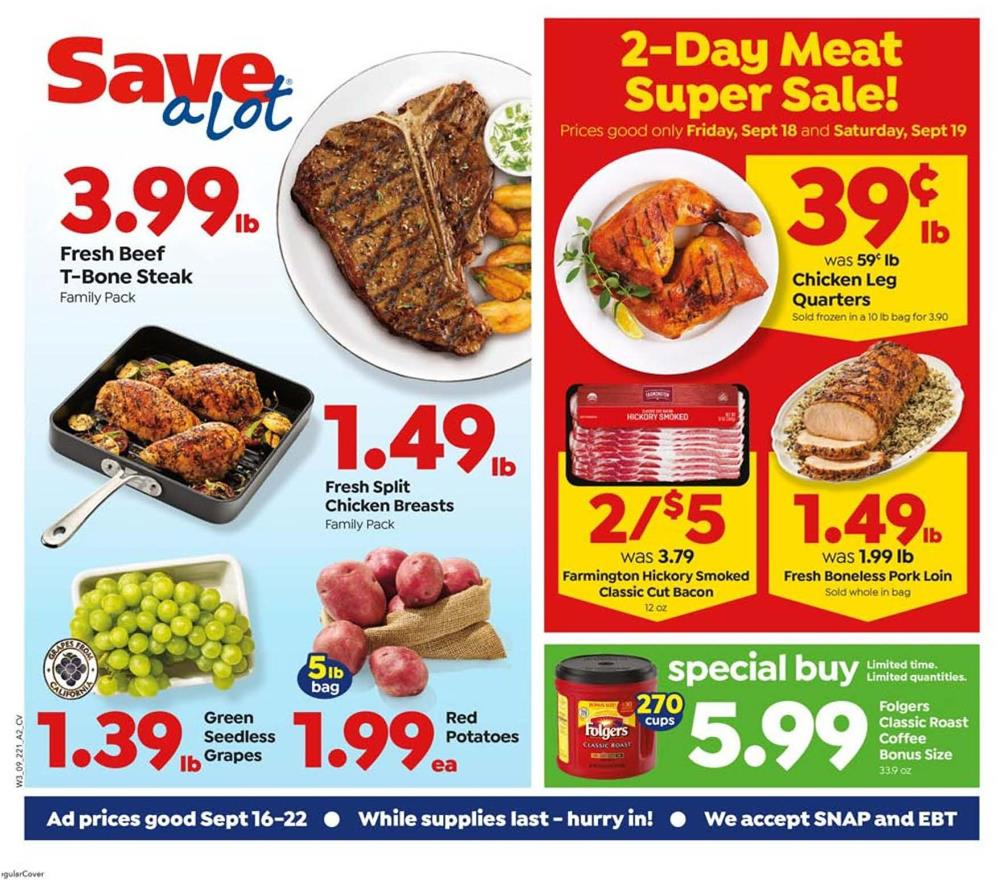 save a lot weekly september ad valid from sep 16 22 2020