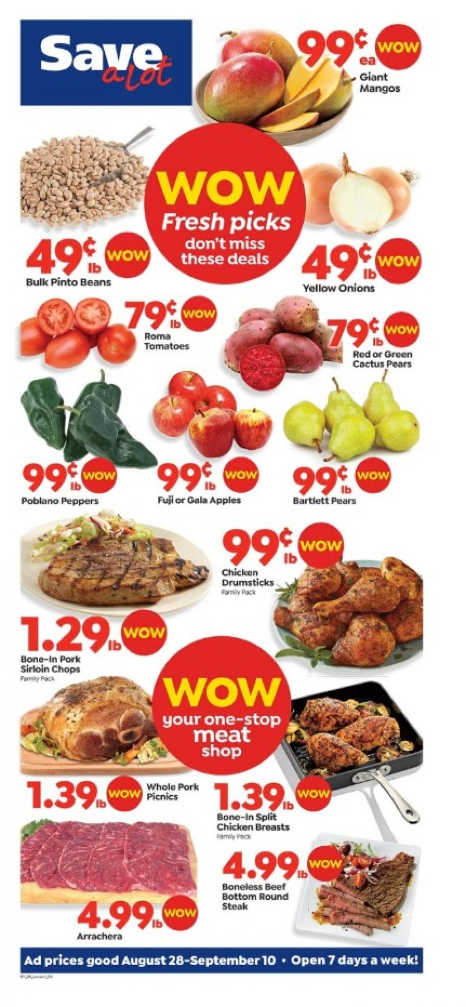 save a lot weekly ad aug 28 sep 10 2019
