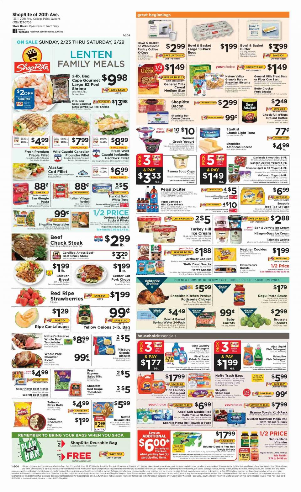 shoprite weekly ad feb 23 29 2020