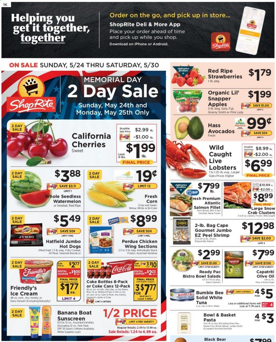 Shoprite Final May Sale Ad valid from May 24 – 30, 2020