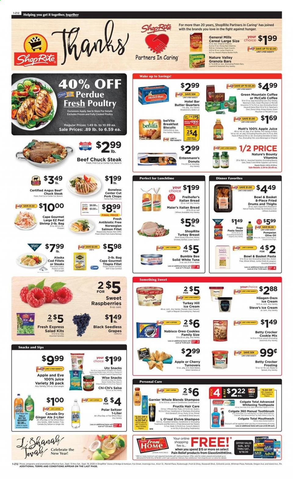 shoprite weekly ad sep 13 2020