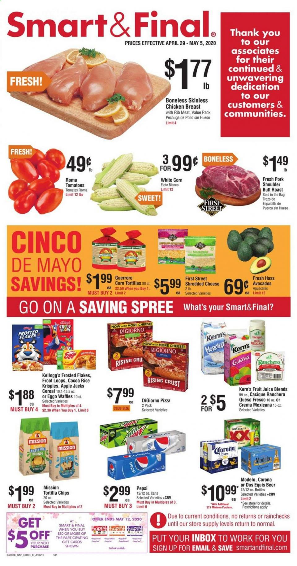 smart and final may weekly ad valid from apr 29 may 5 2020