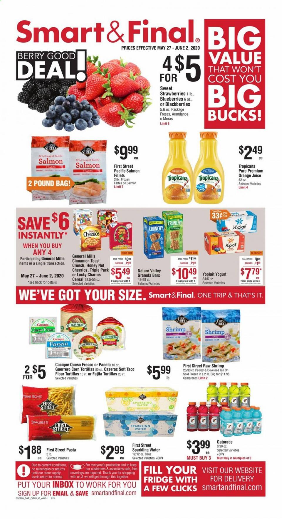 smart and final may grocery sale valid from may 27 jun 2 2020