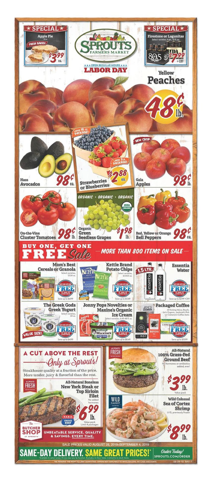 sprouts ad aug 28 2019