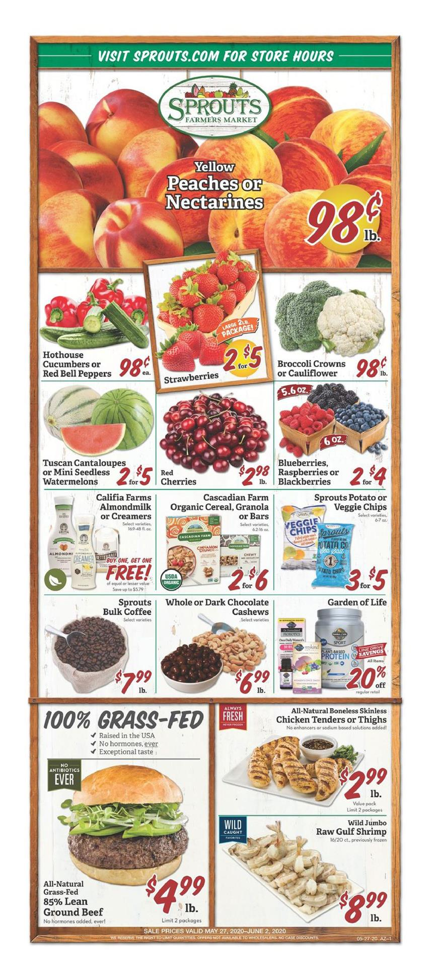 sprouts ad may 27 2020