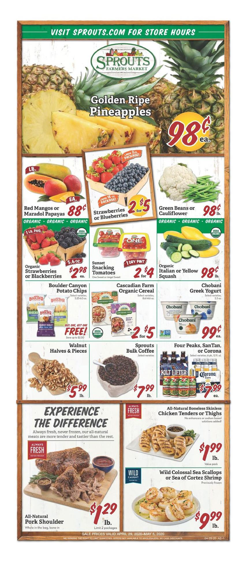 sprouts weekly ad apr 29 2020