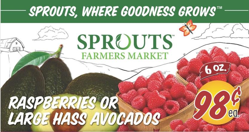 sprouts weekly september ad valid from sep 9 16 2020