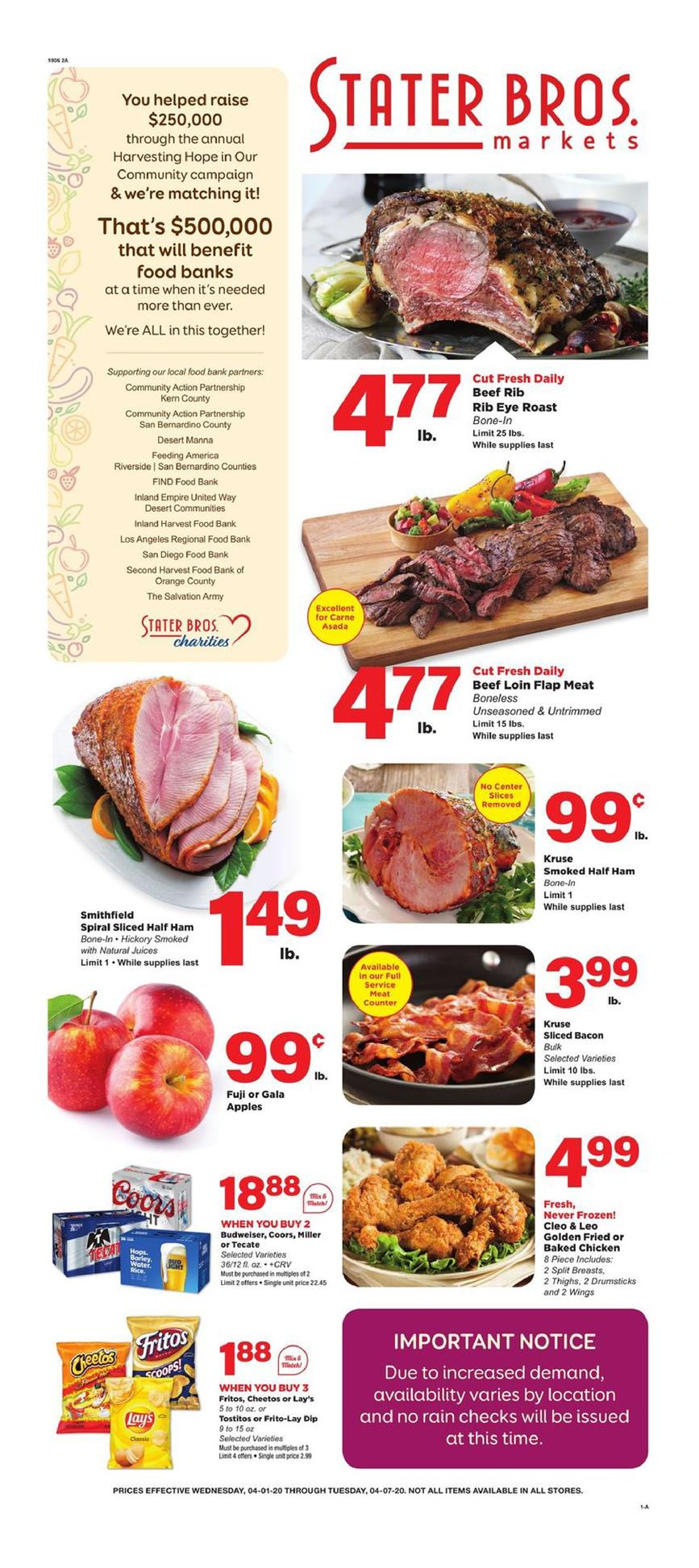 stater bros ad apr 1 2020