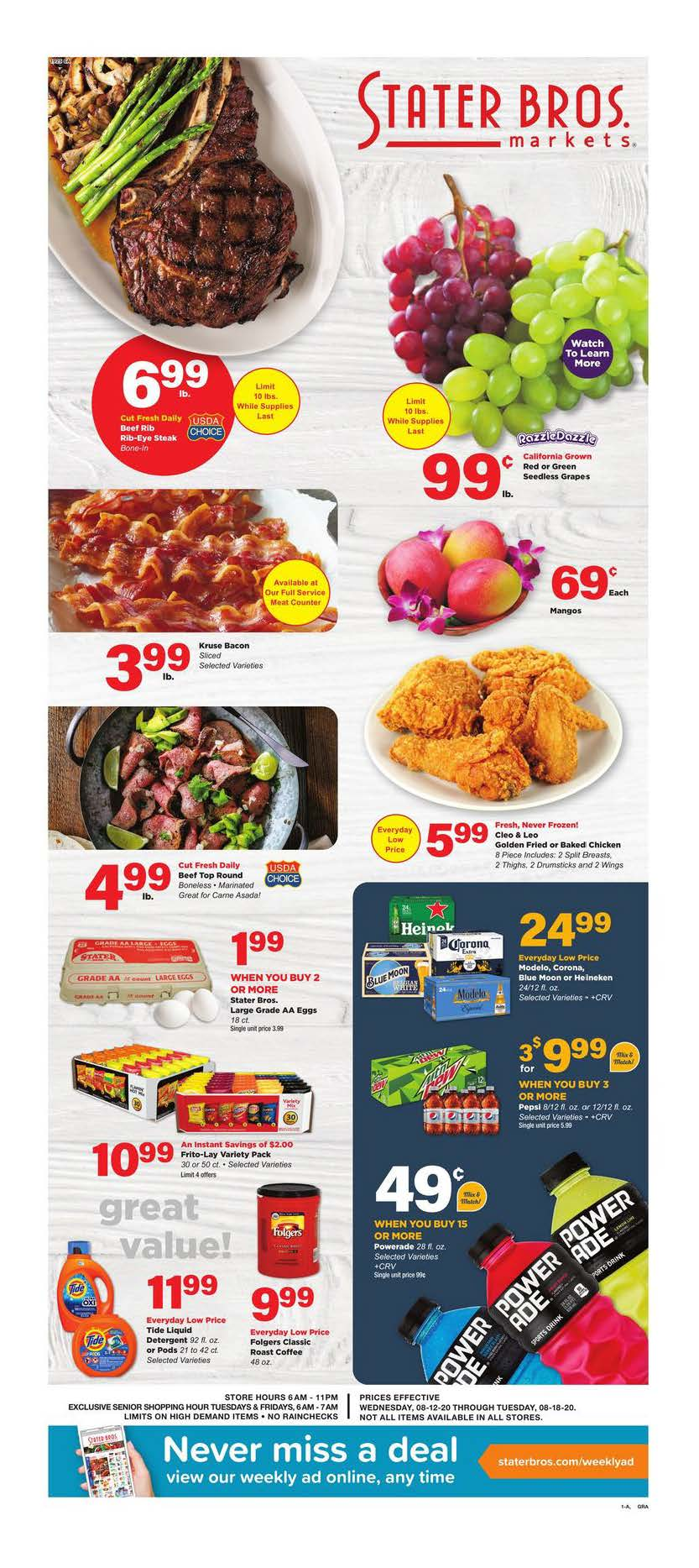 stater bros ad aug 12 2020