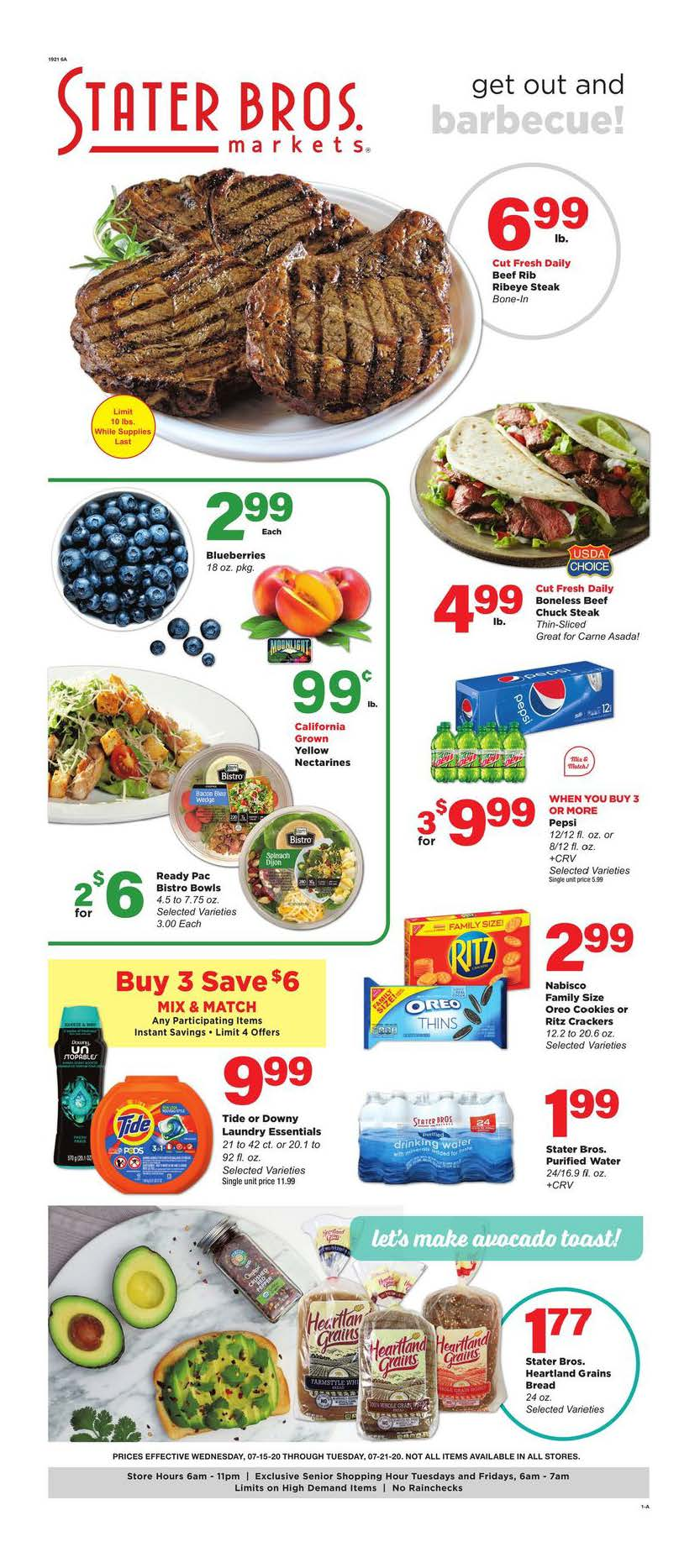 stater bros weekly july ad valid from jul 15 21 2020