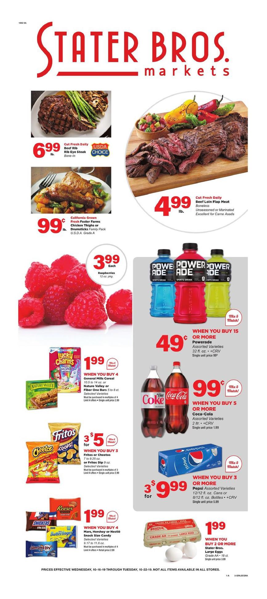 stater bros ad oct 16 2019