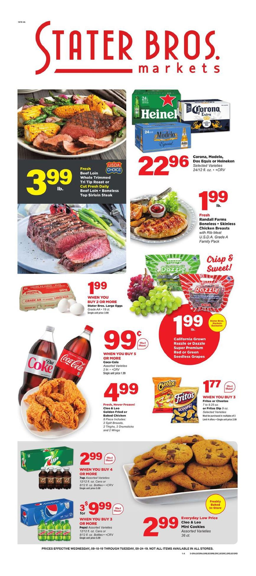 stater bros ad sep 18 2019