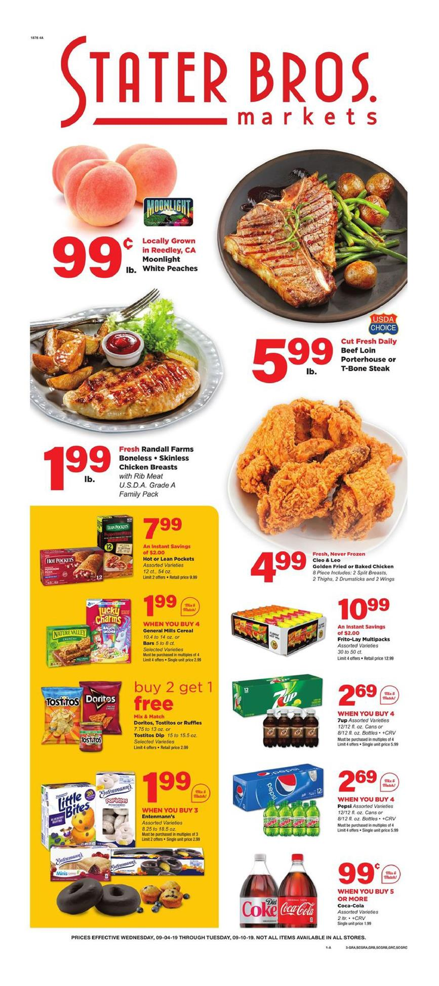stater bros ad sep 4 2019