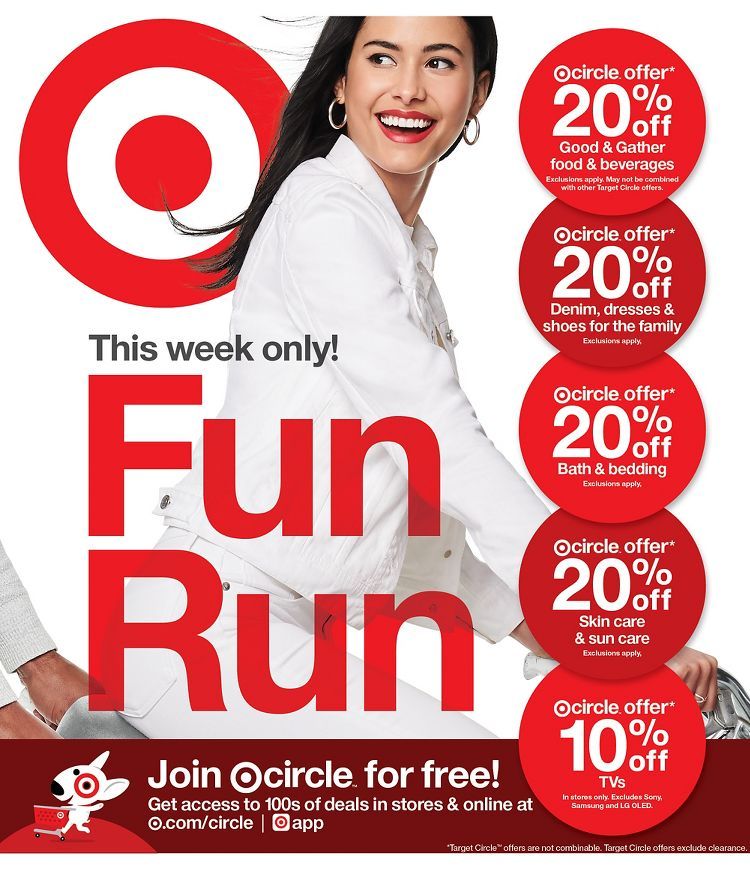 target march weekly ad valid from mar 8 14 2020