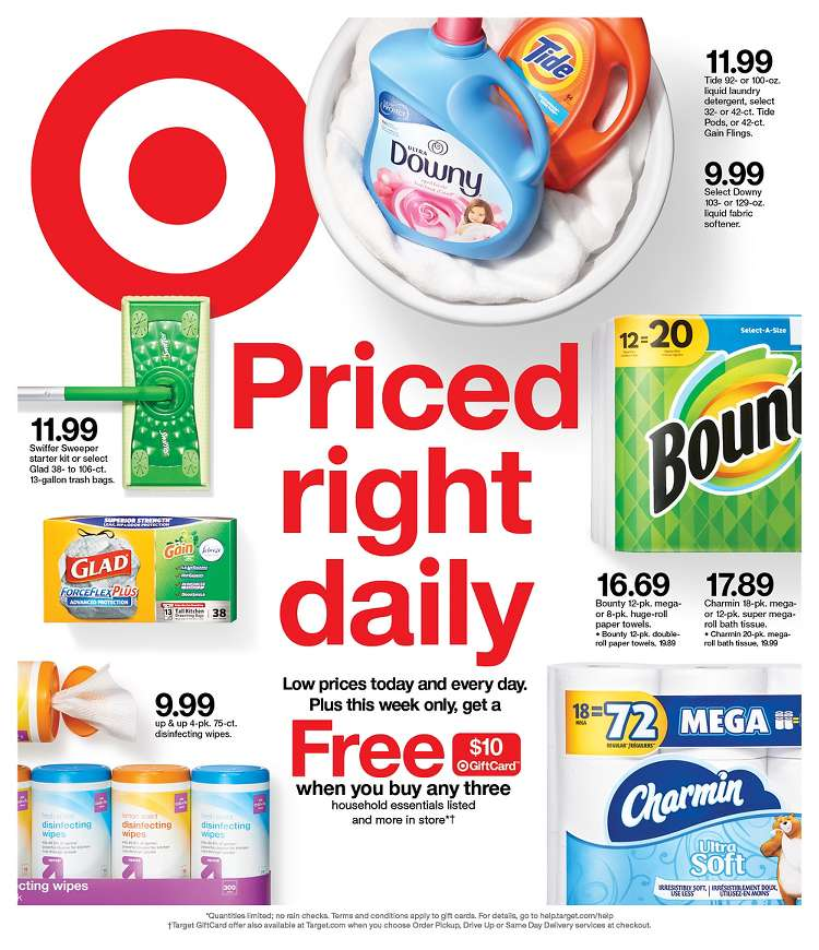 buy more and spend less with target weekly ad sep 1 7 2019