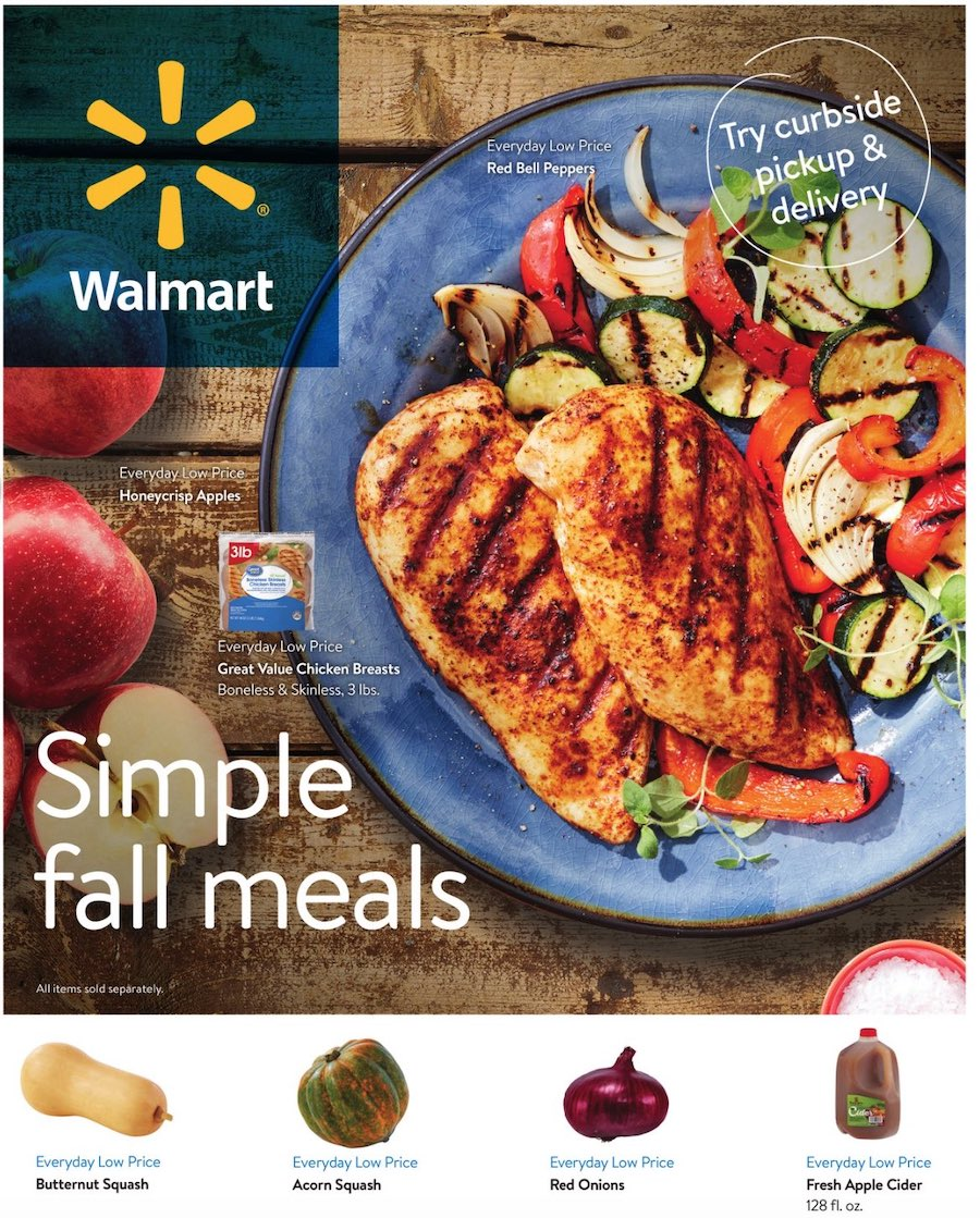 walmart september mega sale ad valid from sep 2 sep 29 2020